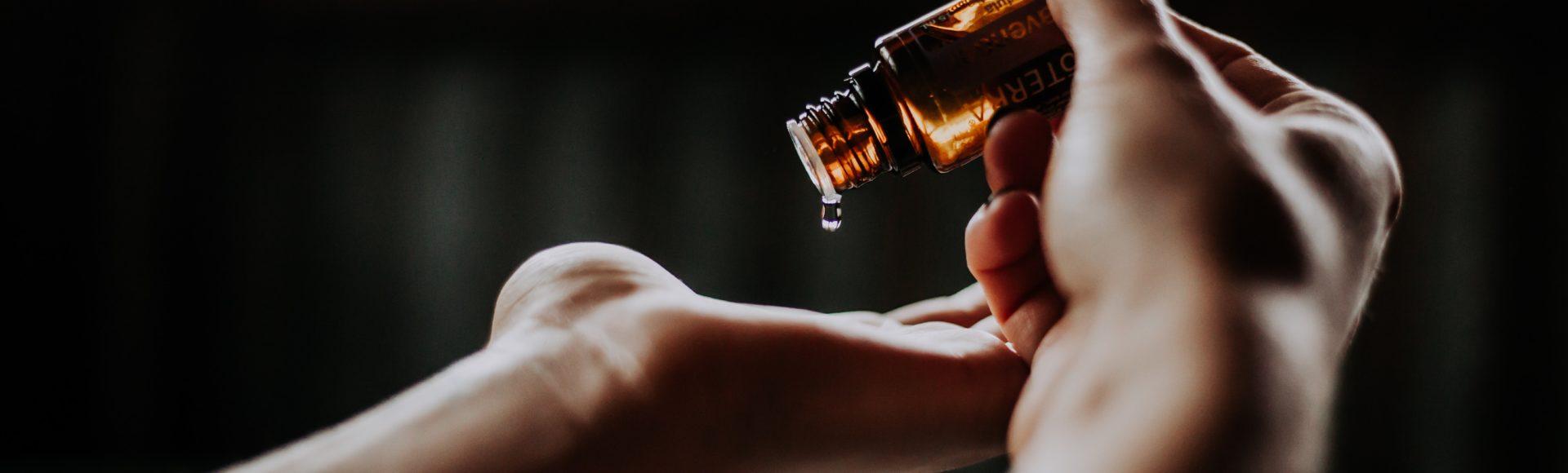 huiles essentiels
